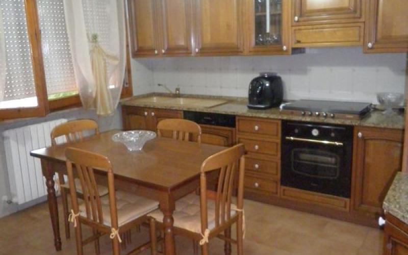 Acqualagna - Appartamento indipendente con giardino