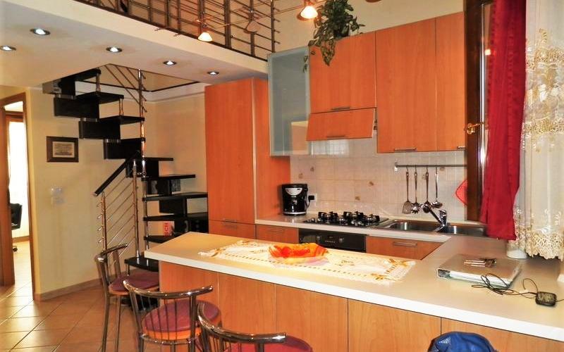 Fermignano - San Silvestro - OTTIMO appartamento con soppalco.