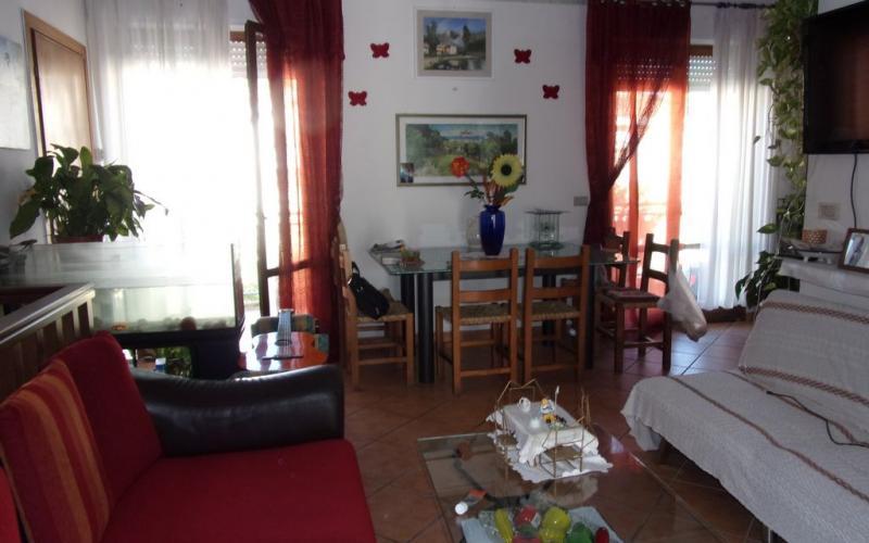Fermignano – bivio borzaga – appartamento indipendente con 2 camere e garage